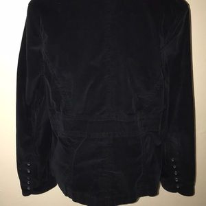 a.n.a Jackets & Coats - A.N.A Blck Fitted Waist Jacket